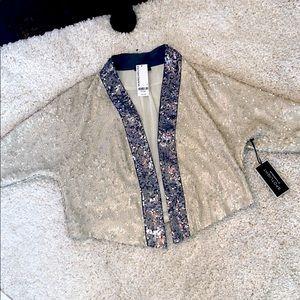 NWT Warehouse Embellished Jacket